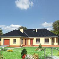 проект дома 60-25 общ. площадь 171,5м2