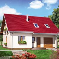 проект дома 60-37 общ. площадь 138,10 м2