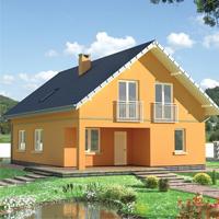 проект дома 60-42 общ. площадь 178,30 м2