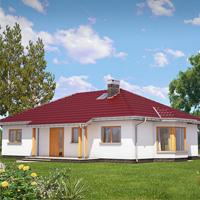 проект дома 60-47 общ. площадь 108,50 м2