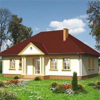 проект дома 60-48 общ. площадь 112,3 м2