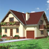 проект дома 60-50 общ. площадь 148,60 м2