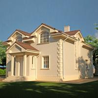проект дома 20-50 общ. площадь 272,18 м2