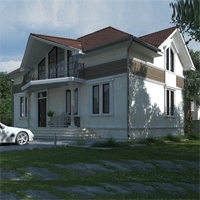 проект дома 20-66 общ. площадь 267,90 м2