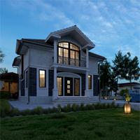 проект дома 21-60 общ. площадь 194,55 м2
