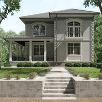 проект дома 22-83 общ. площадь 270,95 м2