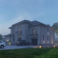 проект дома 22-80 общ. площадь 352,95 м2