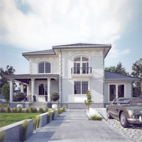 проект дома 22-87 общ. площадь 316,85 м2