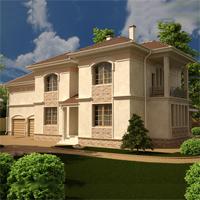 проект дома 22-28 общ. площадь 376,20 м2