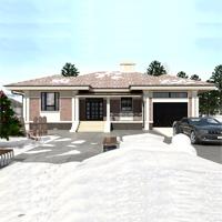 проект дома 24-32 общ. площадь 252,50 м2