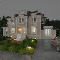 проект дома 71-15 общ. площадь 380,50 м2