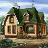 проект дома 10-27 общ. площадь 129,7м2