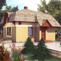 проект дома 11-15 общ. площадь 107м2