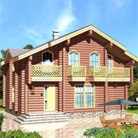 проект дома 19-02 общ. площадь 130 м2