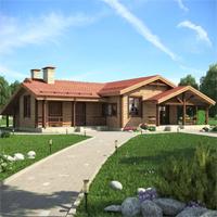 проект дома 19-12 общ. площадь 154,5 м2