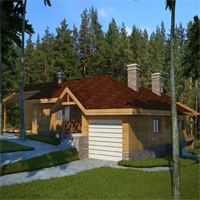 проект дома 19-20 общ. площадь 130,05 м2