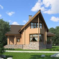 проект дома 19-18 общ. площадь 271,8 м2