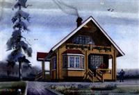 проект дома 19-37 общ. площадь 115,76 м2