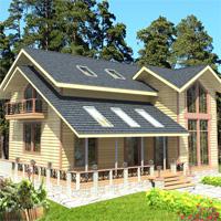 проект дома 70-20 общ. площадь 224,5м2