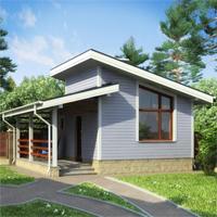проект дома 79-19 общ. площадь 31,2 м2