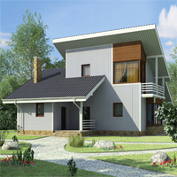 проект дома 79-21 общ. площадь 121,43 м2