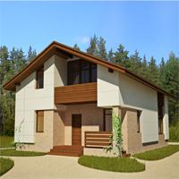проект дома 79-22 общ. площадь 142,87 м2