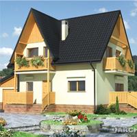 проект дома 19-55 общ. площадь 144,8м2