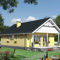 проект дома 19-56 общ. площадь 89,0м2