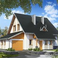 проект дома 19-57 общ. площадь 134,0м2