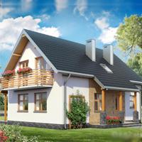 проект дома 55-48 общ. площадь 149,0м2