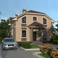 проект дома 15-03 общ. площадь 141,14 м2