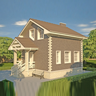 проект дома 15-21 общ. площадь 77,23 м2