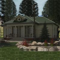 проект дома 15-64 общ. площадь 239,79 м2