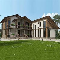 проект дома 14-51 общ. площадь 313,45 м2