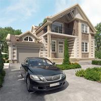 проект дома 16-58 общ. площадь 314,45 м2