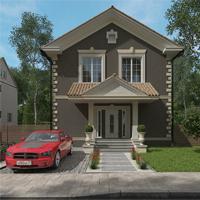 проект дома 14-15 общ. площадь 180,50 м2