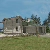 проект дома 17-61 общ. площадь 484,40 м2