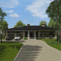 проект дома 14-59 общ. площадь 419,30 м2
