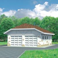 проект дома 07-03 общ. площадь 49,5м2