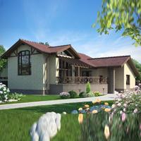 проект дома 46-66 общ. площадь 149,7 м2