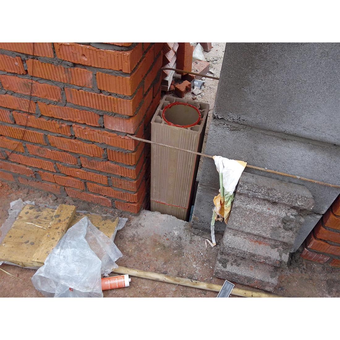 Дымоход из кирпича своими руками: кладка, устройство, схема 58